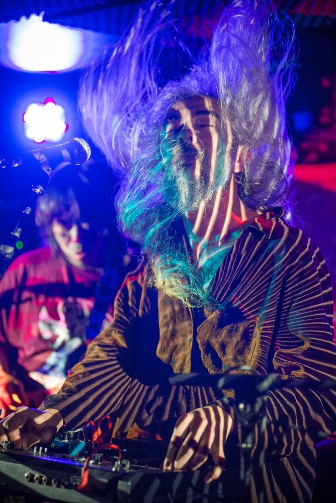 Acid Mothers Temple, Sticky Mike's Frog Bar, Brighton, 06.10.2013
