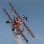 Breitling Wingwalkers, Eastbourne Airshow 2012