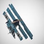 Fokker Dr.I Dreidecker, Shoreham Airshow 2012