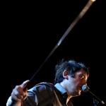 Matt Howden, Sieben, Entremuralhas Festival, Leiria Castle, Leiria, Portugal, 2011