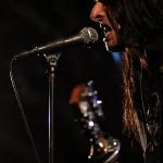 Olivier Tarabo, Rosa†Crvx, Entremuralhas Festival, Leiria Castle, Leiria, Portugal, 2011