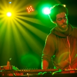 Taylor McFerrin, Concorde 2, Brighton, UK, 2012